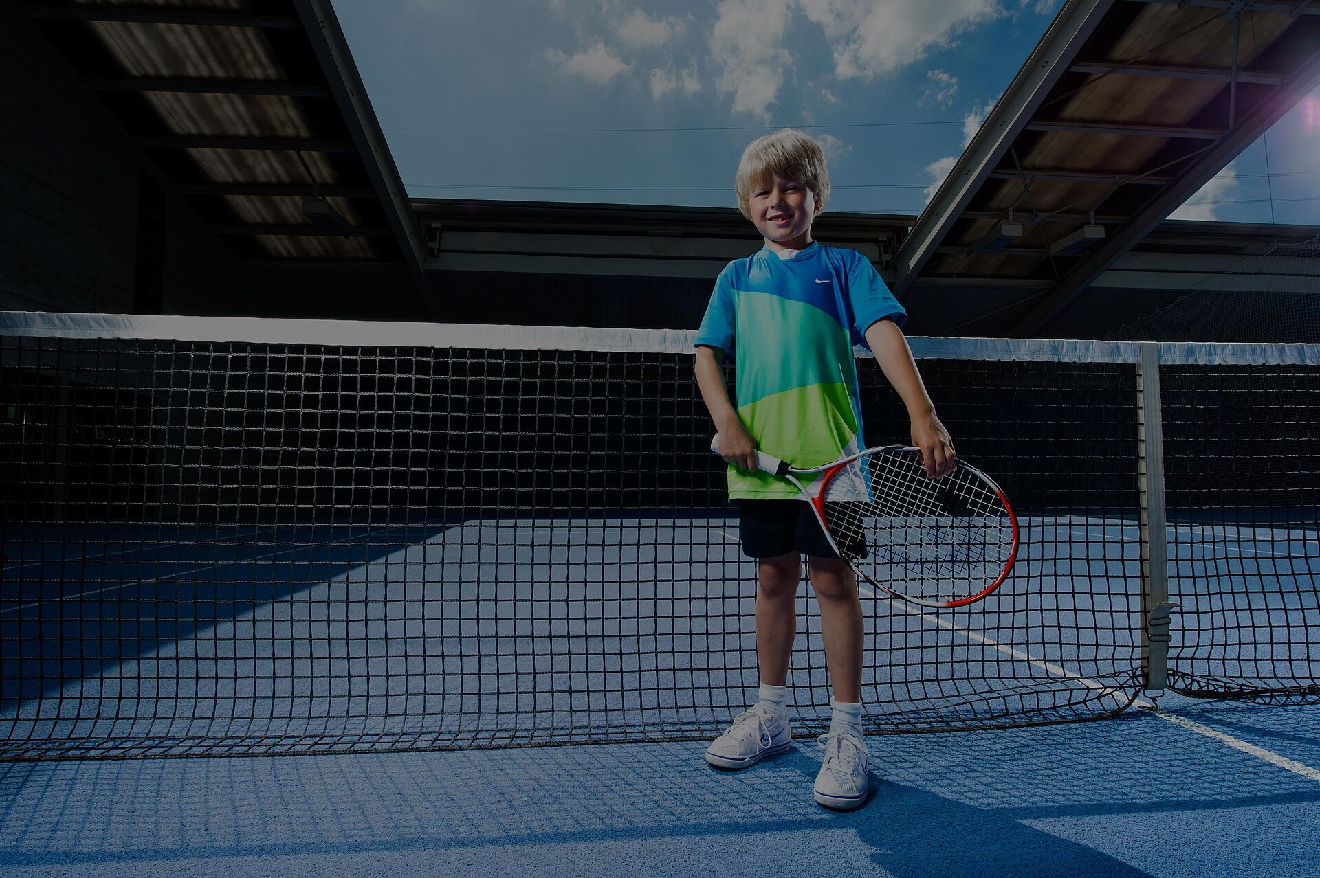 Kidstennis Center Schumacher Dübendorf Zürich