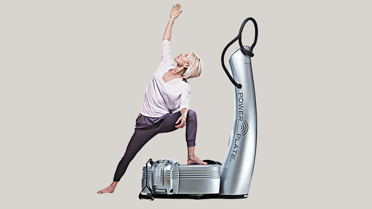 Vibrationstraining Power Plate